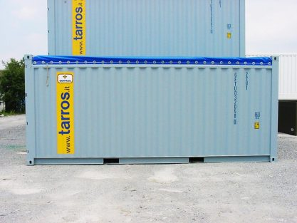 10ft - 20ft - 30ft - 40ft ISO Containers