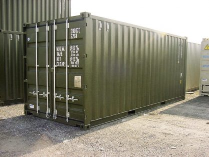 10ft - 20ft - 30ft - 40ft Iso Containers - Sicom Container