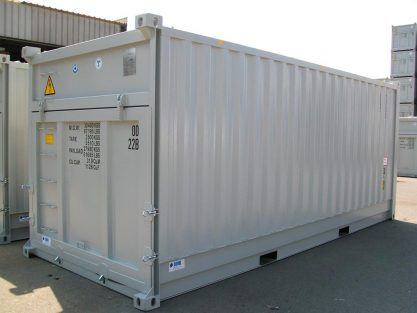 20ft 30ft 40ft Bulk Carrier Containers Sicom Container