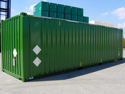 20ft 30ft 40ft 45ft Dry Bulk Containers Sicom