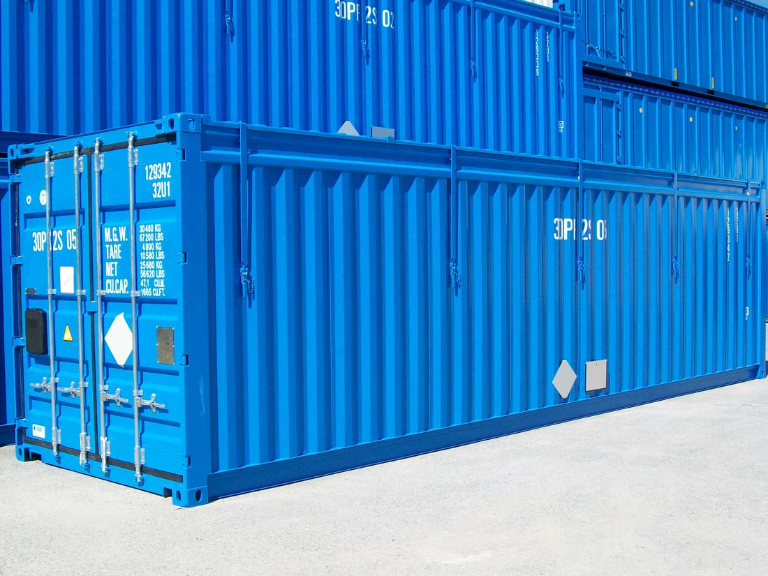 10ft 20ft 40ft hard top containers sicom container for Container en